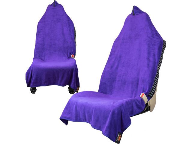 Orange Mud Transition Wrap 2.0 Multifunctional Towel, violeta
